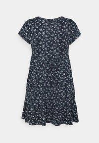 Hollister Co. - SHORT DRESS - Jersey dress - navy - 1