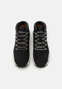 Timberland - BROOKLYN EURO SPRINT - High-top trainers - black - 3