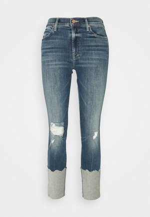 THE PONY BOY JEAN - Slim fit jeans - dancing on coals