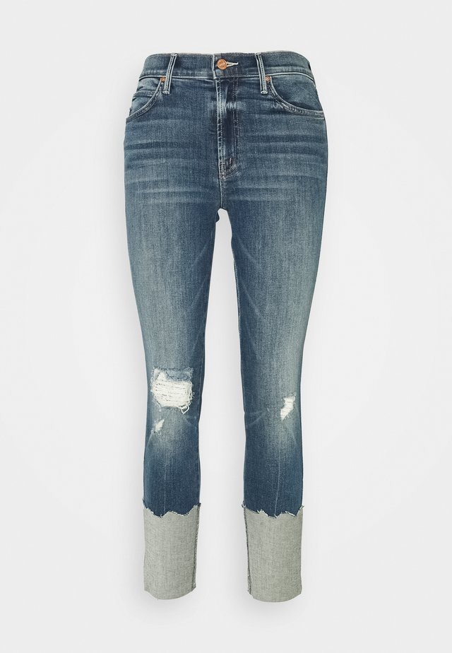 THE PONY BOY JEAN - Jeans slim fit - dancing on coals