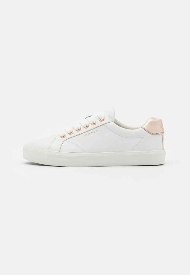 SEAVILLE  - Sneakers basse - bright white/rose gold