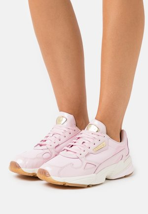 SPORTS INSPIRED SHOES - Matalavartiset tennarit - clear pink/offwhite/true pink