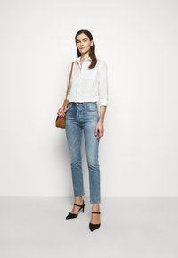 Citizens of Humanity - OLIVIA - Džíny Slim Fit - light blue