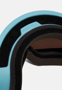 POC - FOVEA MID UNISEX - Ski goggles - crystal blue/neutral grey/celeste - 2