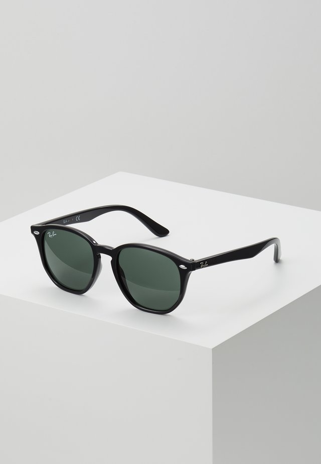 JUNIOR BLACK - Sunglasses - black