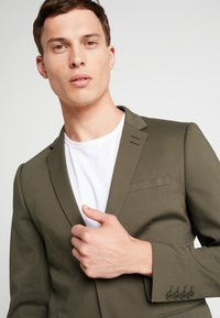Casual Friday - Suit jacket - forest night green - 4