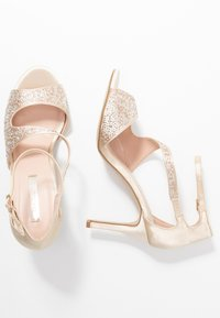 Dorothy Perkins - SUNNY - High heeled sandals - champagne - 3