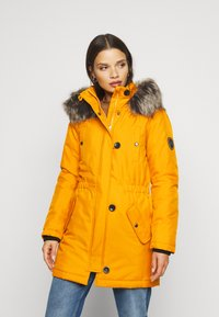 ONLY Petite - ONLIRIS - Parka - golden yellow - 0