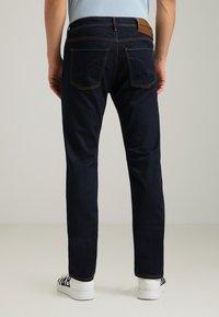 Baldessarini - Straight leg jeans - dark blue raw - 2