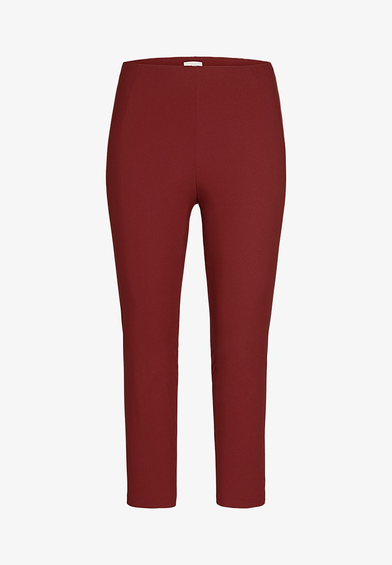 Atelier Strehlhof - Leggings - Trousers - rio red
