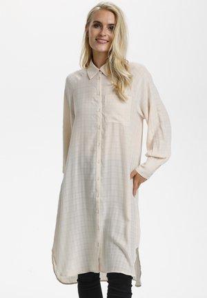 Košilové šaty - sand dollar