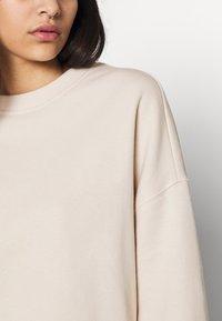 Monki - GALI  - Sweatshirt - beige - 5