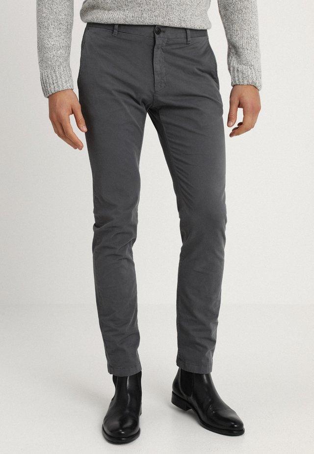 RYPTON - Chino kalhoty - grey