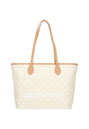 LIUTO SHOPPER TASCHE 33 CM - Tote bag - ecru/multi