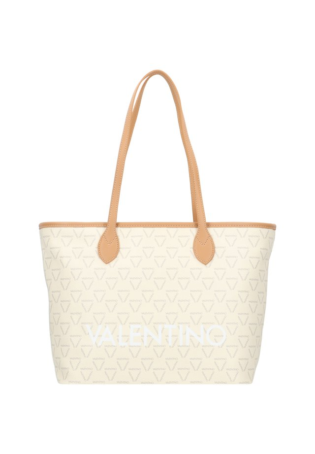 LIUTO SHOPPER TASCHE 33 CM - Bolso shopping - ecru/multi