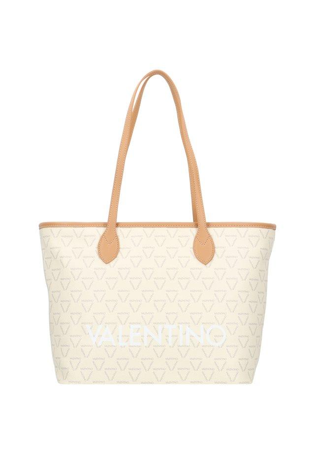 LIUTO SHOPPER TASCHE 33 CM - Shopping bag - ecru/multi