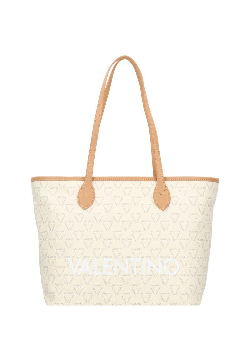 Valentino by Mario Valentino - LIUTO SHOPPER TASCHE 33 CM - Tote bag - ecru/multi