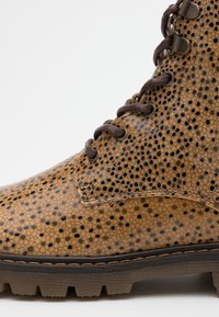 Bisgaard - MY - Lace-up ankle boots - tan - 5