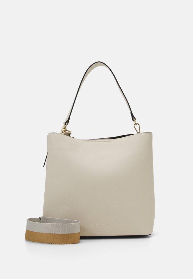 KERAVA SET - Käsilaukku - beige