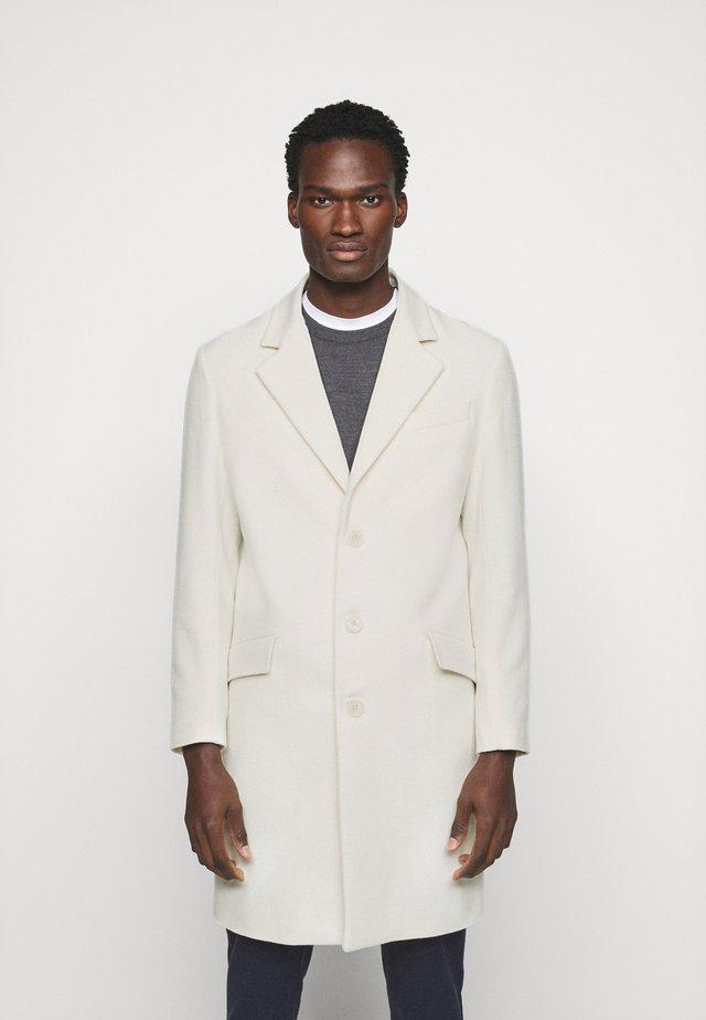WILLEM - Classic coat - off-white