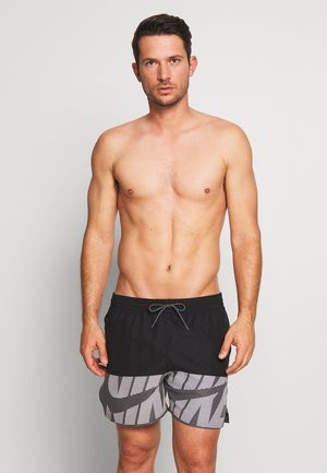 VOLLEY - Shorts da mare - black