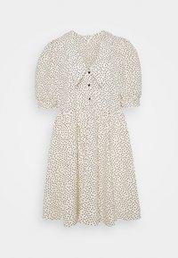 Object - OBJNOUR DRESS - Abito a camicia - sandshell - 3