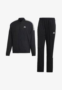 adidas Performance - Light Woven Track Suit - Träningsset - black - 6