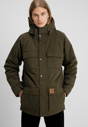 MENTLEY - Winter jacket - cypress