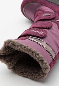 Primigi - Zimní obuv - sangria/gelso - 5