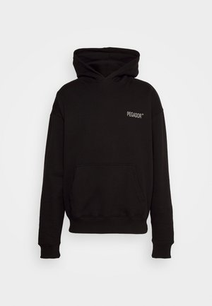 IT WAS WRITTEN OVERSIZED HOODIE UNISEX - Sweatshirt - black