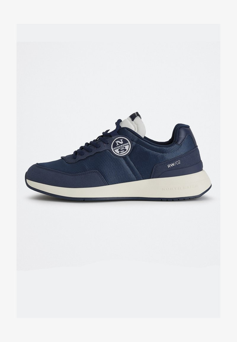 North Sails - Baskets basses - dark blue