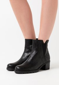 Gabor Comfort - Classic ankle boots - black - 0