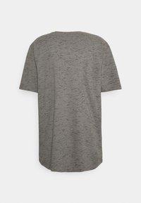 Jack & Jones - JORNOA TEE CREW NECK - Basic T-shirt - black - 1