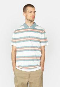 Roark - ONE EYED JACK - Polo shirt - white - 0