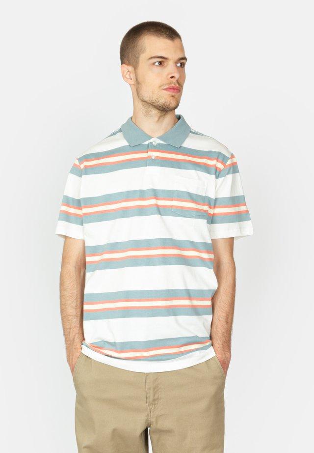 ONE EYED JACK - Polo shirt - white