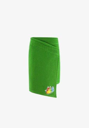 CAT - Jupe portefeuille - green