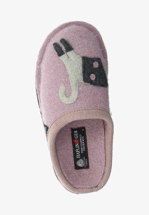 FLAIR CUCHO - Slippers - rosa