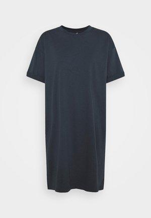 PCRIA - Jersey dress - blue