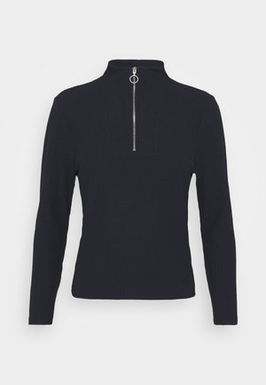 ONLNELLA HALF ZIP - Jumper - night sky
