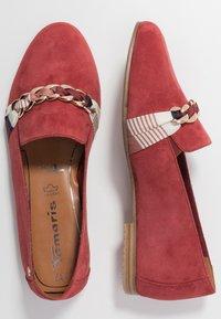 Tamaris - Scarpe senza lacci - ruby - 3