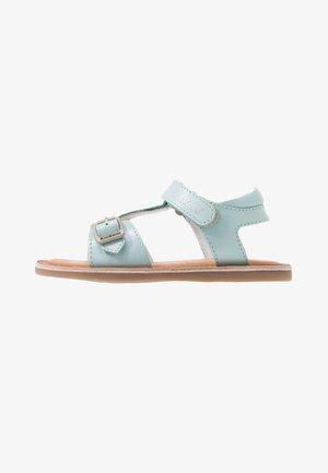 DIAZZ - Sandals - turquoise metallise