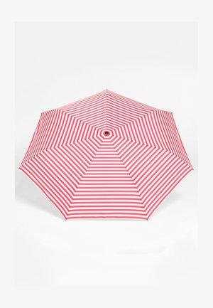 Umbrella - red stripe