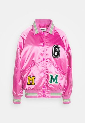 SPORTS JACKET - Bomber bunda - bubble pink