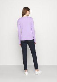 Polo Ralph Lauren - TEE LONG SLEEVE - Long sleeved top - cruise lavendar - 2