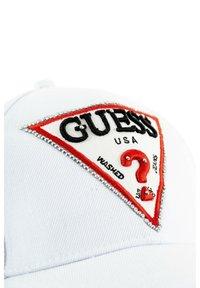 Guess - Cap - blanc - 3