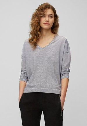 Long sleeved top - mutli/dark atlantic