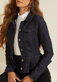 Guess - VOLANTS - Denim jacket - dunkelblau - 3