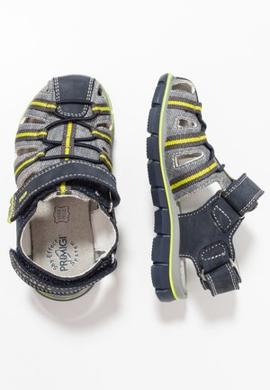 Walking sandals - azzurro/jeans