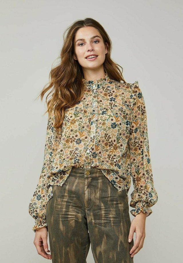 Overhemdblouse - multicolour