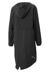 Puma - STUDIO FLOW - Training jacket - black - 4